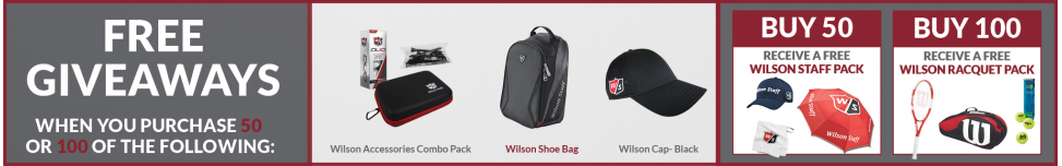 Wilson Giveaway