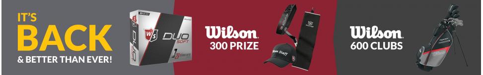 Wilson 300 - 600
