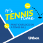 It's Tennis Time - Launch Special Promotional Products