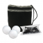Wilson 3 Ball Valuables Pouch Combo - A Grade Promotional Products