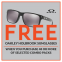 Free Oakley Sunglasses Promotional Products